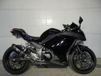 Cool bike great gas mileage and a blast to drive at