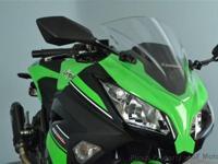 (415) 639-9435 ext.911 The Kawasaki Ninja 300 replaces