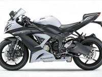The new 2013 Ninja ZX-6R marks the return of a