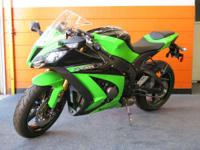 2013 Kawasaki Ninja ZX-10R ZX10R Price Slashed Enter