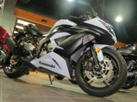 The brand-new 2013 Ninja ZX-6R marks the return of a