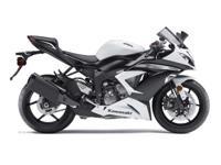 Kawasaki Ninja ZX-6R INVENTORY REDUCTION !! the