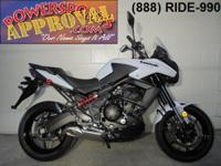 2013 Kawasaki Versys 650 Motorcycle for sale with only