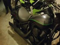 Make: Kawasaki Mileage: 3,150 Mi Year: 2013 2013