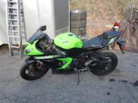 2013 Kawasaki ZX636FDF Ninja ZX-6R (ABS) OptionsThis