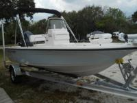 BRAND NEW KEY WEST 186 BAY REEF CENTER CONSOLE. BEST