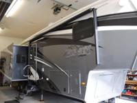 2013 Keystone 3402RL, Other features include: Full-body