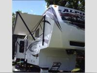 2013 Keystone Alpine 3535RE Excellent used fifth wheel