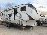 2013 Keystone Cooper Canyon 38' Fifth Wheel. Used