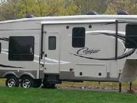2013 Keystone COUGAR HIGH COUNTRY, #1 selling fifth