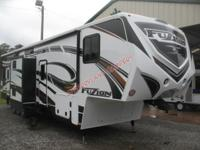 2013 Keystone FZ399 5th Wheel Toy Hauler is a Gem. All