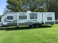 This is a nice 2013 keystone hideout Travel trailor.