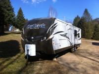 2013 Keystone RV Outback 298RE, The Outback takes