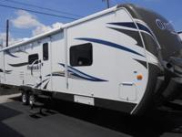 Gently used 2013 Keystone Outback 320BH 35ft Travel
