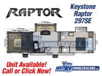 http://yourrvwholesalers.com/Keystone/Raptor/297SE/
