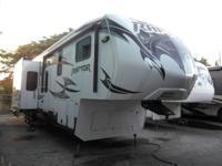 2013 Keystone RV Raptor 395 Toy Hauler Fifth Wheel Toy