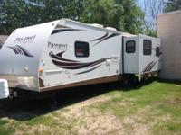 2013 Keystone RV Passport Ultra Lite M-3180RE. 2013