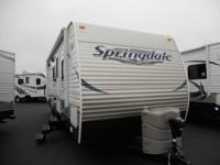 2013 Keystone Springdale 267BHSSR Travel Trailer  Stock