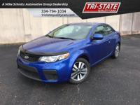 Come see this 2013 Kia Forte Koup EX before someone