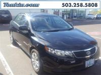 WOW!!! Check out this. 2013 Kia Forte EX 2.0L I4 DOHC