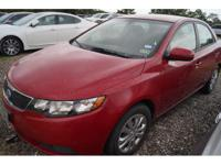 It doesn't get much better than this 2013 Kia Forte EX,