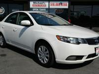 2013 KIA Forte EX! WE FINANCE -Remote Starter!