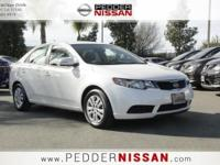 This 2013 Kia Forte EX is proudly offered by Pedder