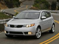 32/23 Highway/City MPG  Kia 2013 SX  Options:  Sport