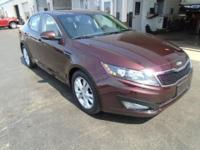 LOCAL TRADE, ONE OWNER, BRAND NEW TIRES, KIA CERTIFIED,