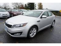 This 2013 Kia Optima LX might be the one you've been