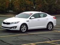 2013 Kia Optima 4dr Car EX Our Location is: Orr