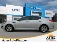 2013 Kia Optima 4dr Car EX Our Location is: Aztec