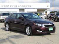 2013 Kia OPTIMA 4dr Car EX Our Location is: Paris Ford