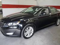 2013 Kia Optima 4dr Car LX Our Location is: Laurel Kia