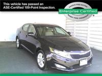 2013 Kia Optima 4dr Sdn LX 4dr Sdn LX Our Location is: