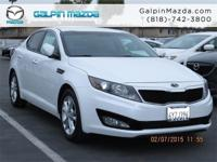2013 Kia Optima EX 4D Sedan EX Our Location is: Galpin