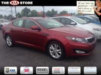 This 2013 Kia Optima EX is proudly offered by Kia Store