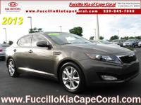 You can find this 2013 Kia Optima 4dr Sdn Auto EX+ and