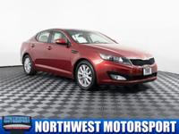 Clean Carfax Sedan with Navigation and Sunroof!