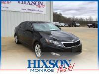 This 2013 Kia Optima EX is proudly offered by Hixson