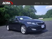 Kia Optima, options include: a Back-Up Camera, a USB