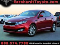 We are happy to offer you this 1-OWNER 2013 KIA OPTIMA