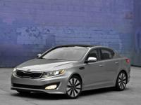 2013 Kia Optima EX LEATHER, CLEAN CARFAX, ONE OWNER,