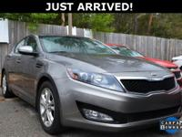 New Price! This Optima features:  Clean CARFAX. CARFAX