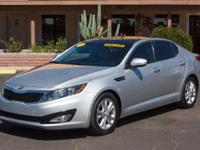 Options:  2013 Kia Optima 4D Sedan Ex|Satin Metal