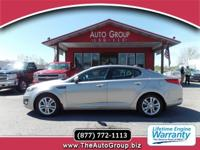 Options:  2013 Kia Optima Visit Auto Group Leasing