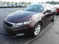 Look at this 2013 Kia Optima EX. Its Automatic