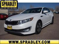 2013 Kia Optima Hybrid 4dr Car LX Our Location is: