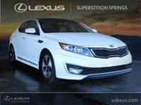 Just Reduced! Clean CARFAX. CARFAX One-Owner. Optima