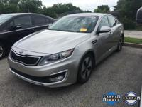 CARFAX One-Owner. Clean CARFAX. Satin Metal 2013 Kia